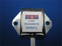 Low Cost - 3 Axis Inclinometer