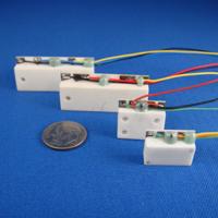 SH Series Ceramic Tilt Sensors